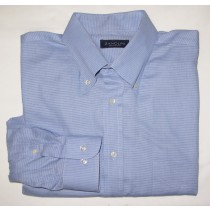 Zanolini Dress Shirt Men's 17.5 (44)