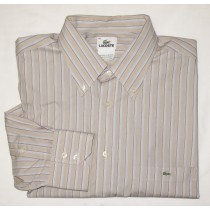 Lacoste Button-Down Men's 46 (3XL)