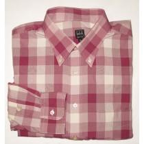 Ike Behar Check Shirt Men's Extra Large - XL