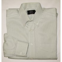 Ike Behar Twill Dress Shirt Men's 15.5-34