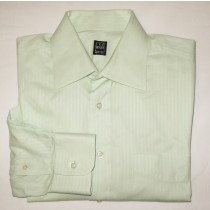 Ike Behar Striped Dress Shirt Men's 15.5-34