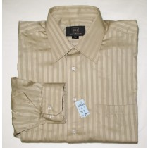 Ike by Ike Behar Striped Dress Shirt Men's 17-38
