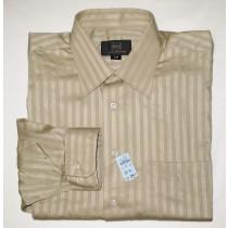 Ike by Ike Behar Striped Dress Shirt Men's 17-38