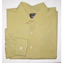 Ike Behar Poplin Dress Shirt for Neiman Marcus Men's 17.5L