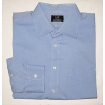 Ike Behar Twill Dress Shirt for Rochester Big & Tall Men's 18-37 Tall