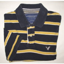 American Eagle Outfitters Eagle Polo Shirt Men's M - Medium
