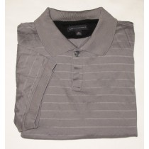 Banana Republic Striped Polo Shirt Men's XL - Extra Large