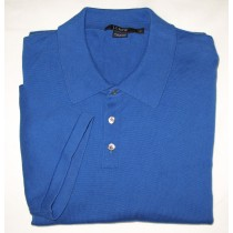 J. Crew Solid Polo Shirt Men's XL - Extra Large