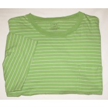 J. Crew Striped Tee Shirt T-Shirt Men's XL - Extra Large