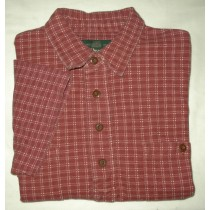 Orvis Check Polo Shirt Men's Medium