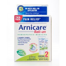 Boiron Arnicare Roll-on Pain Relief Twin Pack 2 - 1.5 oz Roll-On Tubes