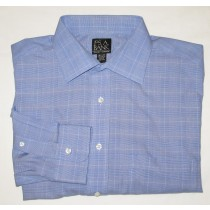 Jos A Bank Traveler's Collection Shirt Men's 16.5-35