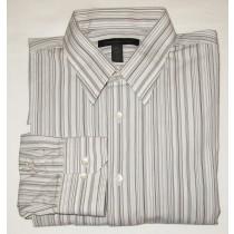 Express Design Studio Modern Fit Stretch Dress Shirt XXL - 18-18.5