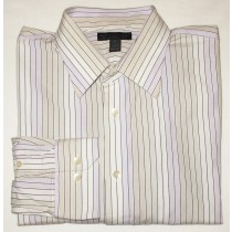 Express Design Studio Classic Fit Dress Shirt Men's XL - 17-17.5