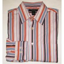 Express Striped Shirt Men's L - Large