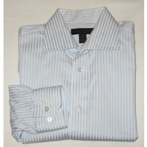 Express Design Studio Classic Fit Dress Shirt Men's M - Medium