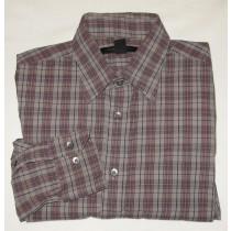 Express Design Studio Modern Fit Dress Shirt Men's S - 14-14.5 - Small