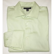 Banana Republic Fitted Dress Shirt Men's 16-16.5 L - Large