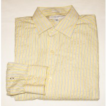 Banana Republic Fitted Dress Shirt Men's 15-15.5 M - Medium