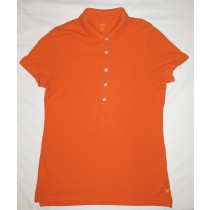 J. Crew Classic Pique Polo Shirt Women's M - Medium