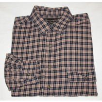 Abercrombie & Fitch Plaid Shirt Men's M - Medium