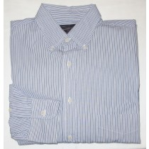 Abercrombie & Fitch Button-Down Dress Shirt Men's 15.5R