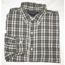 Abercrombie & Fitch Button-Down Shirt Men's L - Large