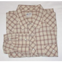 J. Crew Western Pearly Snap Shirt Men's XL - Extra Large