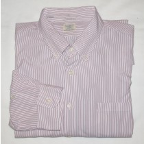 J. Crew Antique Shirting Dress Shirt Men's XL (17-17.5)