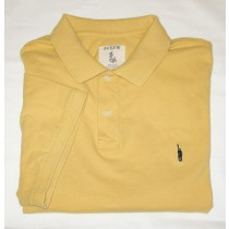 J. Crew Solid Polo Shirt Men's 2XL - XXLarge
