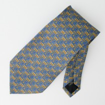 Banana Republic Printed Silk Tie