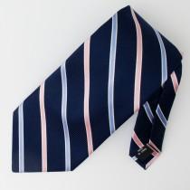 Joseph & Lyman Silk Repp Tie