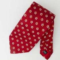Piattelli Woven Silk Flower Tie