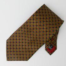 S.T. Dupont Printed Silk Tie
