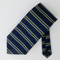 Brooks Brothers Makers Striped Silk Tie