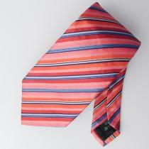 Ermenegildo Zegna Woven Silk Repp Tie