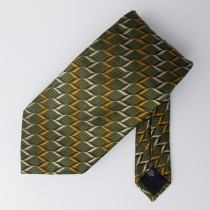 Barneys New York Woven Silk Tie