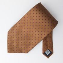 Aquascutum Printed Silk Tie