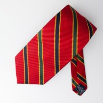 Paul Fredrick Silk Blend Repp Tie