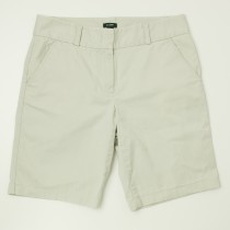 J. Crew Favorite Fit Chino Shorts Women's 8S - 8 Short