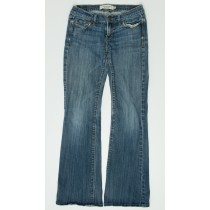 Abercrombie & Fitch Madison Stretch Jeans Women's 0S - 0 Short