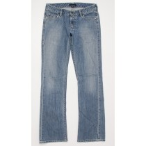 Banana Republic Low-Rise Boot Cut Jeans Women's 2