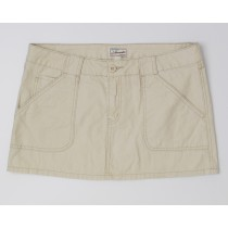 Abercrombie & Fitch Chino Skirt Women's 10