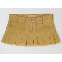 Abercrombie & Fitch Corduroy Mini Skirt Women's 4