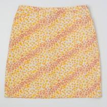 Ann Taylor Loft Petites Floral Print Skirt Women's 4P - 4 Petite