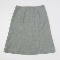 J. Crew Wool Blend Skirt Women's 2