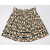 Lux Floral Print Skirt Women's 3