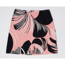 Elie Tehari Floral Print Skirt Women's 6 (estimated)