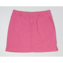 Lilly Pulitzer Chino Skirt Women's 4