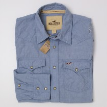 NEW Hollister Men's Western Shirt